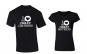 Set de tricouri pentru cuplu Crazy COD