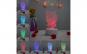 Lampa De Veghe 3D LED, Bufnita, 7 Culori, Lumina Ambientala, Alimentare USB cu Incarcator priza si/sau 3 baterii AA