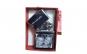 Bricheta personalizata stil Zippo cu poza si textul tau