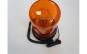 Girofar Portocaliu cu magnet 120 LED  12V / 24V