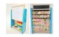 Tabla magnetica educativa 4 in 1