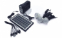 Kit panou solar fotovoltaic - iluminare