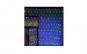 Instalatie plasa multicolora 2.3m x 2.3m