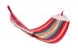 Hamac colorat cu bara de lemn