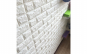 Tapet autoadeziv 3D (design caramida) 70*77cm din spuma siliconata 3D