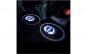 Lampi led logo portiere universale Volvo