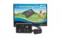Gard Perimetru Electric Invizibil Wireless 5000MP pentru caini Reincarcabil Ajustabil Waterproof IP67 KD-990