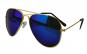 Ochelarii de soare aviator - Albastru