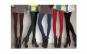 Colantii vatuiti fara cusatura, set de 3 perechi, multicolor sau negru