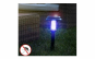 Lampa solara functie dubla: LED