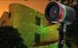 Proiectorul laser pentru exterior/interior - lumineaza casa cu stelute
