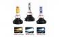 Set becuri LED auto X3, 50W, 6000Lm