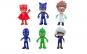 Set 6 figurine eroi in pijamale cu 3 accesorii