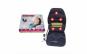 Husa masaj robotic, 3 zone de vibromasaj, functie incalzire, telecomanda
