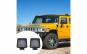 Set 2 x Proiectoare auto Patrate 27W