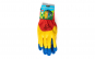 Set 12 manusi protectie Tricolore rosu-galben-albastru Micul fermier