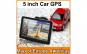 """GPS navigatie 5"""""""