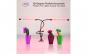 Lampa UV pentru cresterea plantelor cu 3