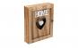 Suport UBX pentru chei din lemn, love home