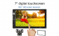 Mp 5 player 2 din, Mirrorlink, Camera marsarier, Rama adaptoare, ecran 7 inch,Bluetooth