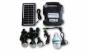 Kit Panou solar fotovoltaic, 4 becuri, incarcare telefon, bluetooth, radio, mp3
