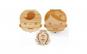 Cutie de lemn pentru dintii de lapte - baiat/fata