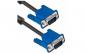 Cablu VGA Detech, 1.8m, dublu ecranat