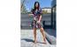 Rochie Ariana - NAVY BLUE FLORAL Black Friday Romania 2017