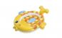 Piscina pentru copii, forma peste galben, 140 x 124