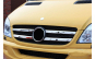 Ornamente crom masca fata Mercedes W906 Black Friday Romania 2017