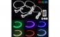 Kit Angel Eyes LED SMD BMW E39 RGB cu 16