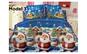 Prinde oferta de lenjerii de pat specifice sarbatorilor: Lenjerie Merry Christmas / Santa Claus la numai 139 RON redus de la 379 RON