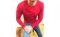 Bluza barbati Red Pocket