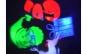 Proiector laser cu figurine Craciun