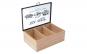Cutie din lemn pentru depozitare plicuri