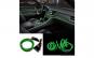 Fir cu lumina ambientala pentru masina