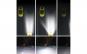 Set 2 proiectoare 108W-36 LED