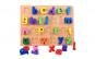 Puzzle 3D Educational din lemn