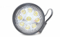 Set 2 proiectoare rotunde LED Auto 27W