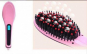 Perie pentru indreptat parul - Fast Hair Straghtener, cu reglaj manual al temperaturii