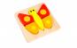 Mini Puzzle lemn,Fluture,Tooky Toy