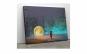 Tablou Canvas Intalnire cu Luna 75 x 95
