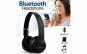 Casti wireless MRG P47 Negru bluetooth
