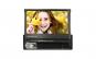 Radio Mp5 Video Player Auto Multimedia 1DIN cu Ecran Retractabil 7inch Telecomanda, Mirror