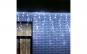 Instalatie Craciun 4 x 8 metri franjuri cu Led-uri