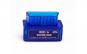 Interfata diagnoza auto IntelliSec® Mini Super OBD-II OBD2, conectare prin WI-FI, Soft inclus, Albastru