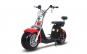 Scuter Electric Harley furca dubla dbsolar Lithium 20Ah 2000w full led 2021 Culori negru, rosu, albastru