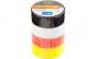 Set 4 role banda izolatoare FX Tools, 4 m, Multicolor