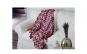 Cuvertura Pled, 160 x 200 cm, Turquoise, Rosu, Galben - numai 79 RON redus de la 189 RON