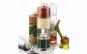 Set 12 recipiente pentru condimente - cu mod compact de asezare